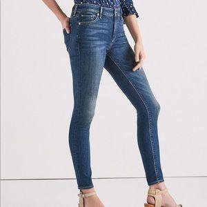 LUCKY BRAND | Bridgette Skinny Dark Wash Jeans